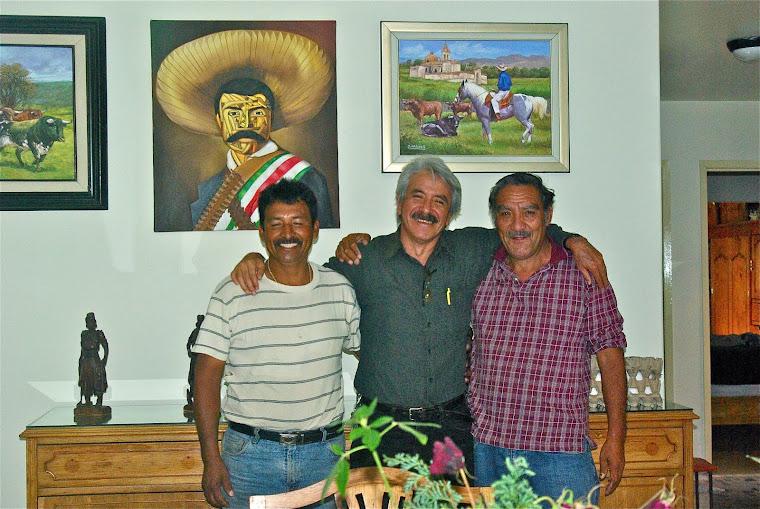 PEDRO ALTAMIRANO, JORGE FLORES Y YO: ATENCO EN EL CUENCO DE MIS MANOS