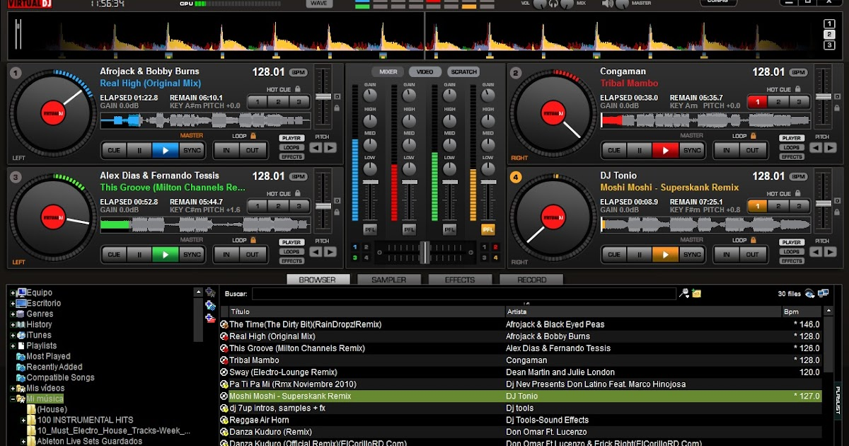Virtual dj 6.01 w tested patch