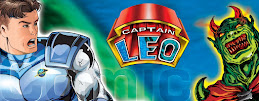 Captain Leo Comic (English)