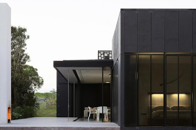 The House That Consists of Two Habitable Areas Connected