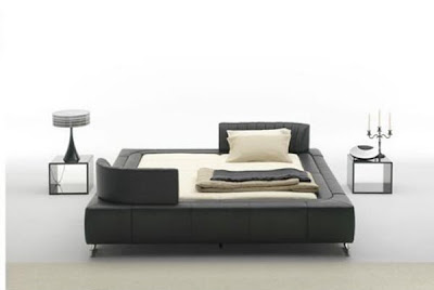 Low Profile Beds with Adjustable Headboard to Fit Your Needs
