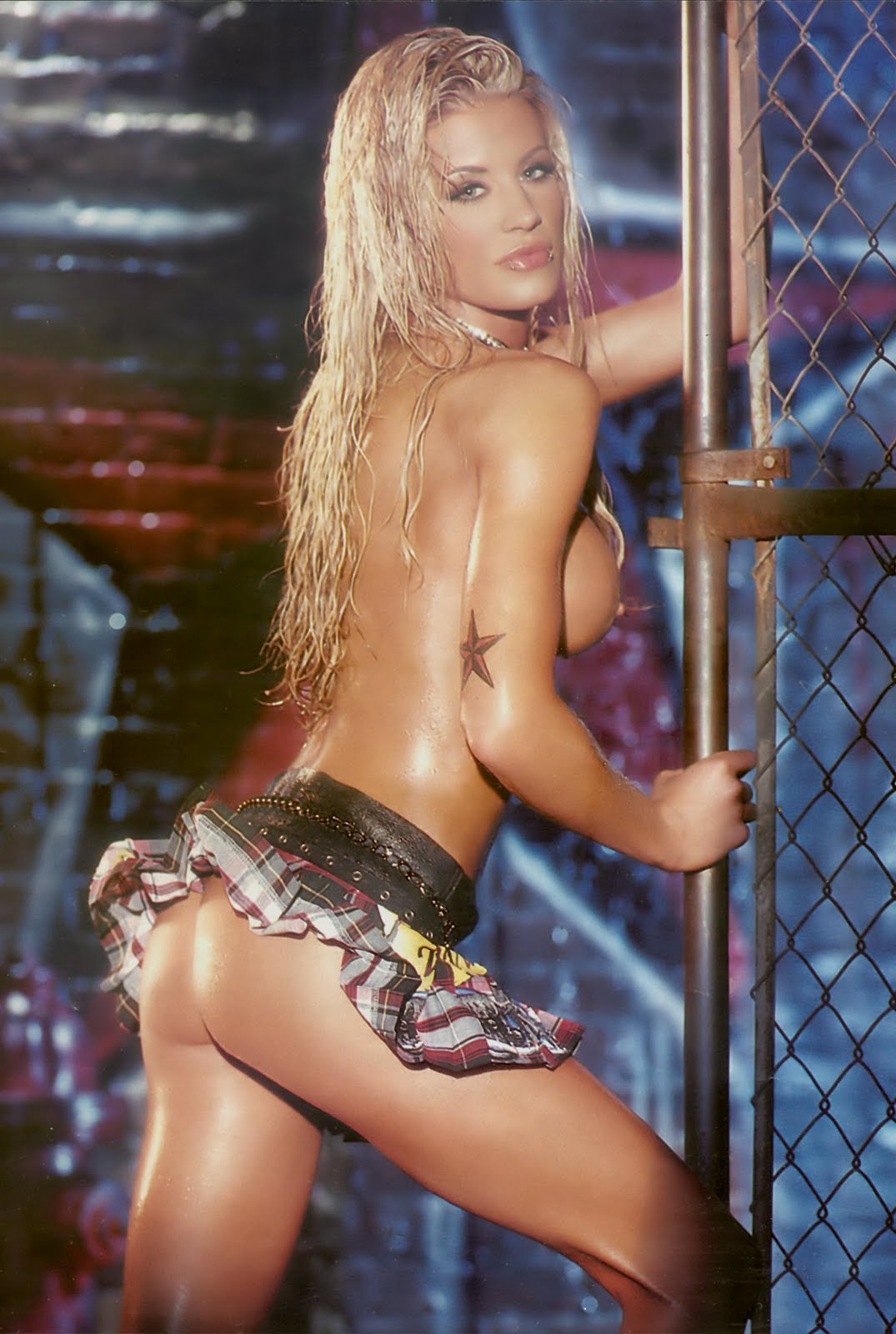 Sexy ashley massaro pics