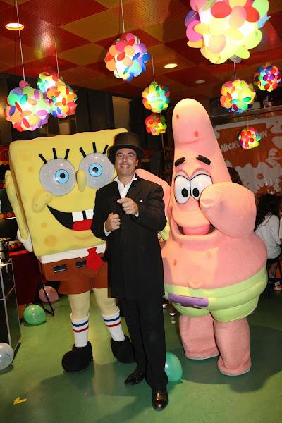 Conducción lápiz de oro Nickelodeon 2009