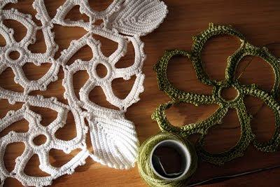 doilie pattern