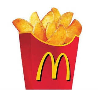 McDonald's Potato Wedges