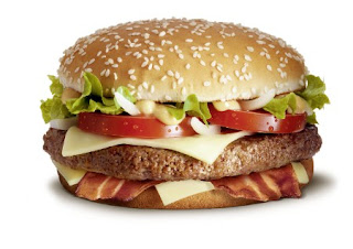 McDonald's Big Tasty Bacon