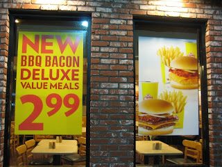 Wendy's BBQ Deluxe Combos border=