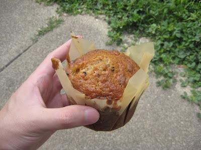 Porto's Bakery's Carrot Muffin