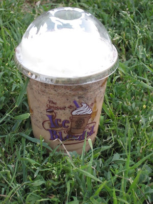 The Coffee Bean Ultimate Caramel Ice Blended