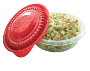 KFC Reusable Side Container