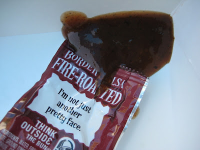 Taco Bell's Fire Roasted salsa