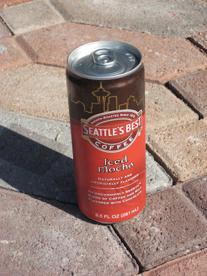 Seattle's Best Iced Mocha in a can