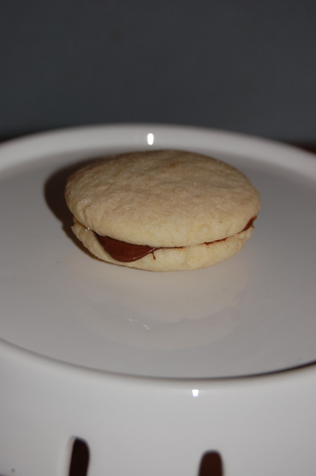 Cookie 365: Cookie #57 - Oregon Hazelnut Sandwich Cookies
