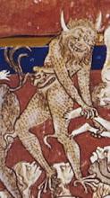 13th-Century Devil
