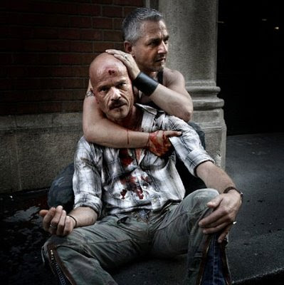 Vencedor 2º lugar World Press Photo 2008