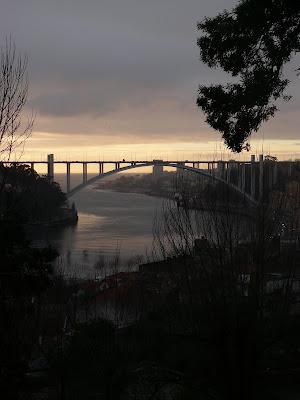 Outra curva do Douro, Porto