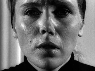Bibi Andersson e Liv Ullmann, em 'Persona' de Ingmar Bergman