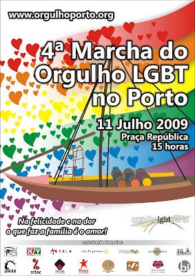 4ª Marcha do Orgulho LGBT do Porto