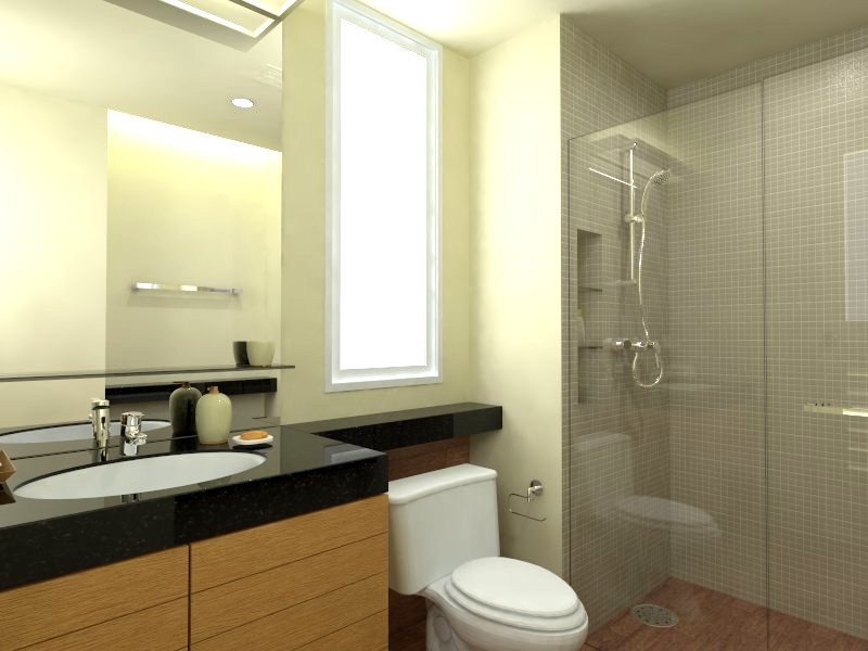Helios works townhouse bathroom iv for Townhouse bathroom designs