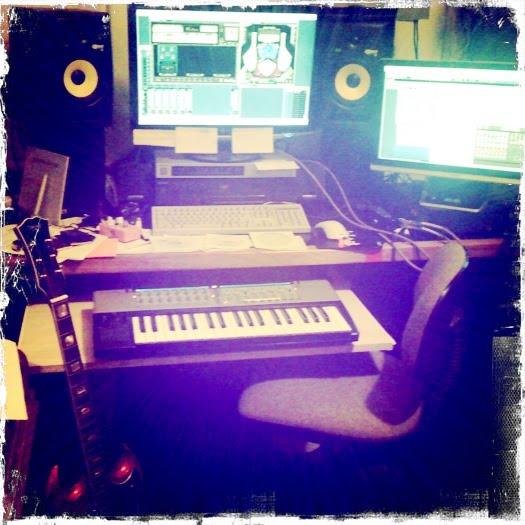 Punk New Wave: Bedroom Studio