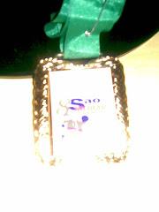 Medalha da corrida São Nicolau