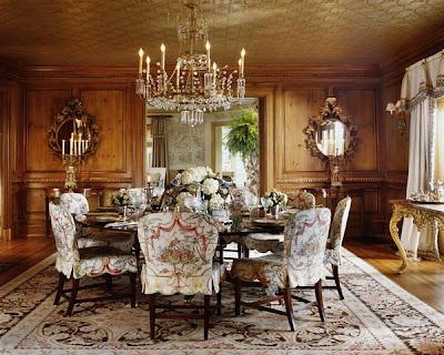 Southern Chateau Designer Spotlight Cindy Rinfret