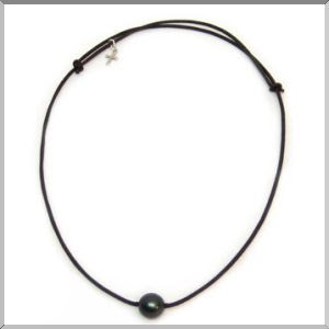 Barbara Conners Leather And Pearl Jewelry Leather and Pearls for Men
