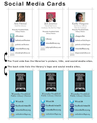 The M Word Marketing Libraries Social Media Cards A