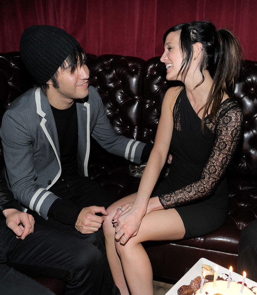 pete wentz 2010. Ashlee Simpson and Pete Wentz