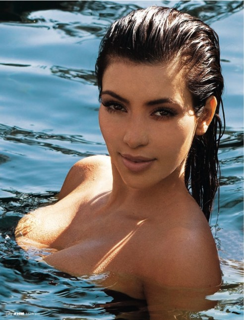 kim kardashian magazine