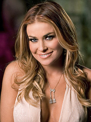 Washington, May 26 (ANI): Carmen Electra is in love and about to walk the ...
