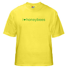"I ""heart"" Honeybees Shirt"
