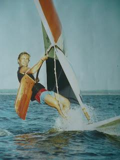 Pierre-Yves Gires pionnier et boss du Windsurf en Europe de 1972 à 1980