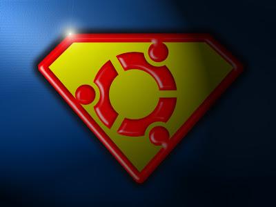 Superbuntu Wallpaper