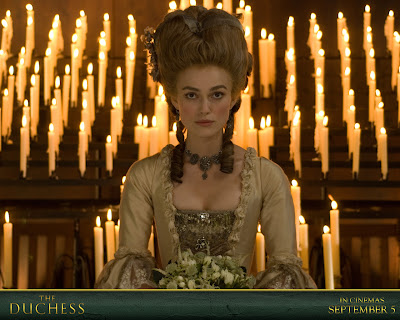 "Keira Knightley in ""The Duchess"""