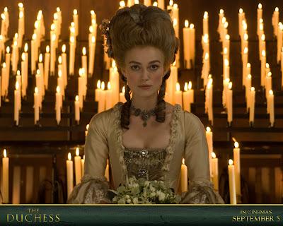 "Keira Knightley in ""The Duchess"""