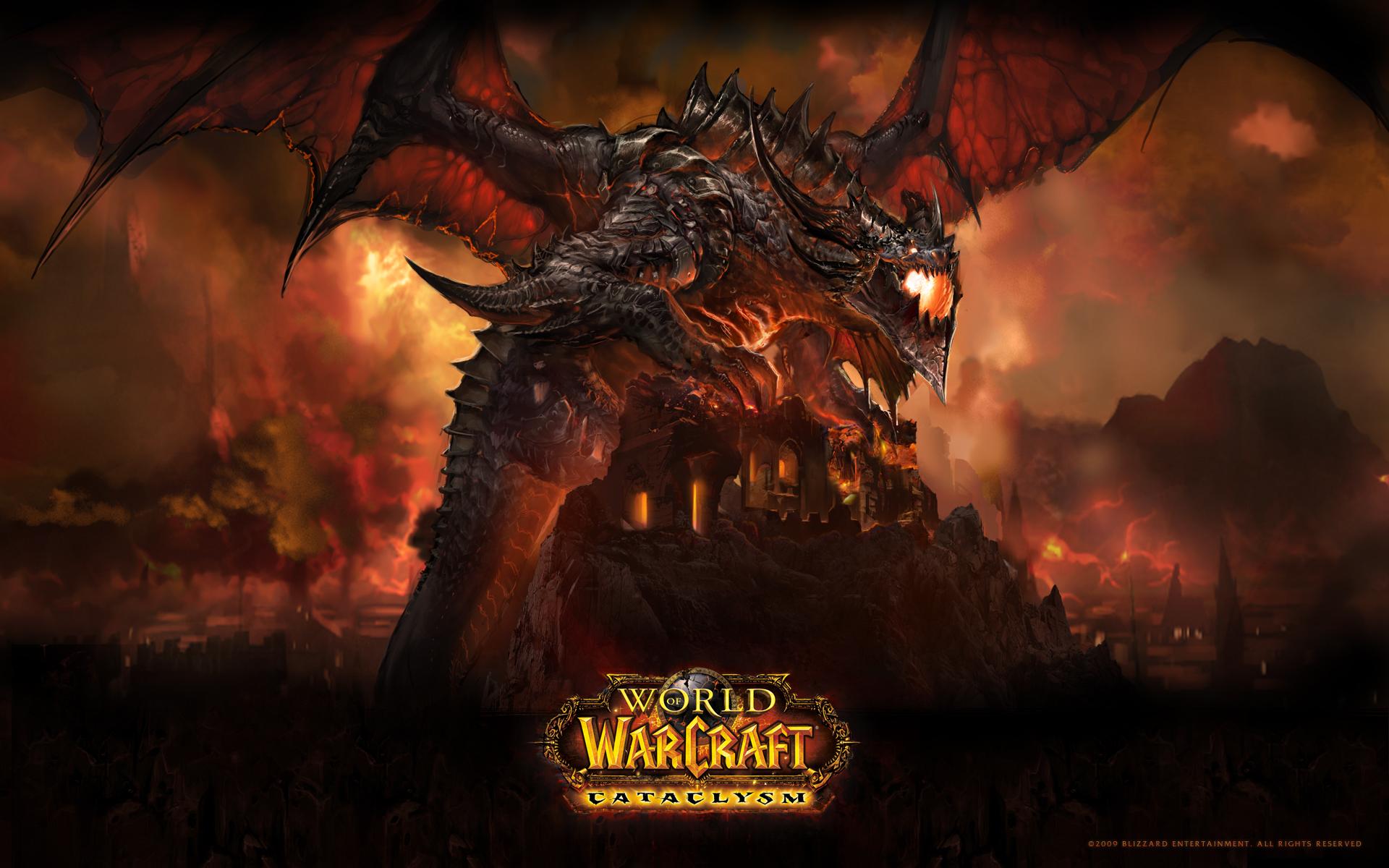 WALLPAPER BOX: World Of Warcraft - Cataclysm Hi-Res Wallpapers