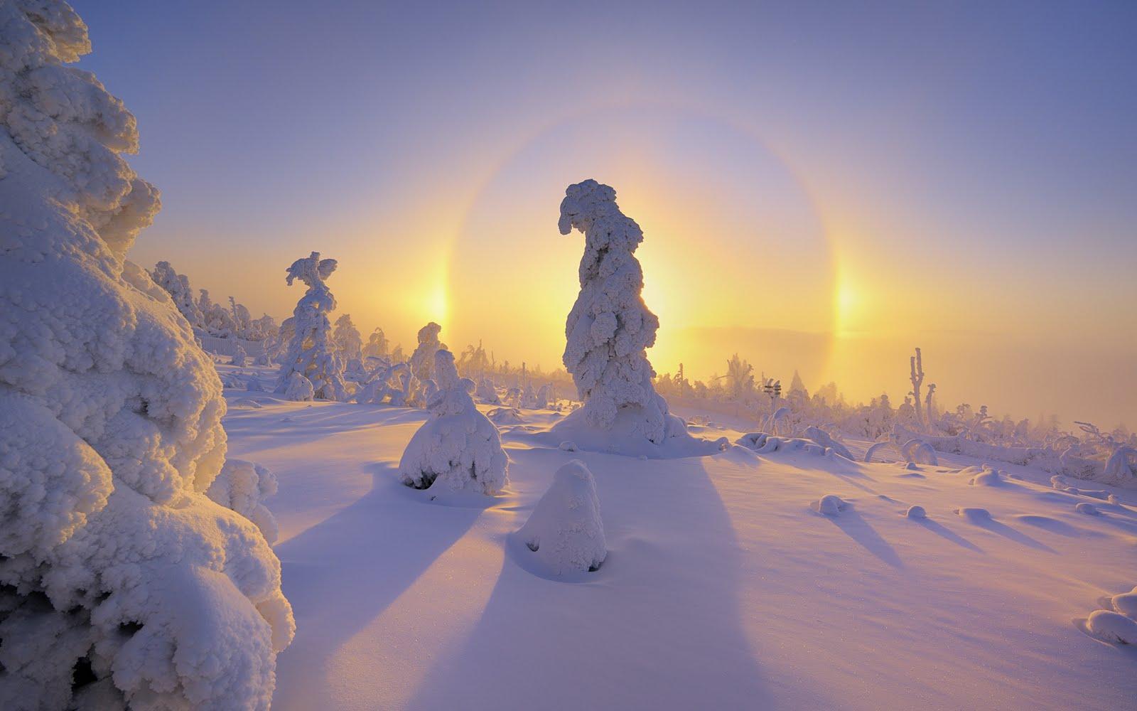 scenic winter beautiful wallpapers - photo #25