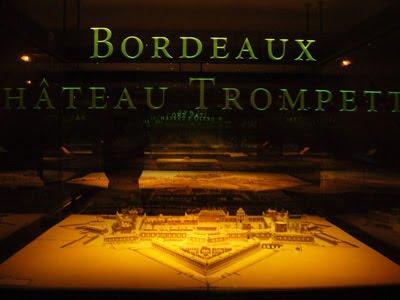 Maquette du château Trompette par Vauban
