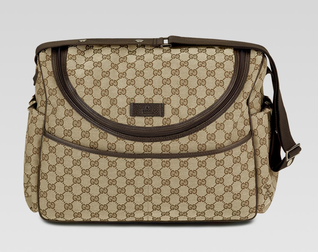 Designer Baby Gucci Diaper Bag