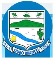 BRASÃO DE OURO BRANCO