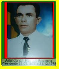 ARLINDO ROCHA BEZERRA
