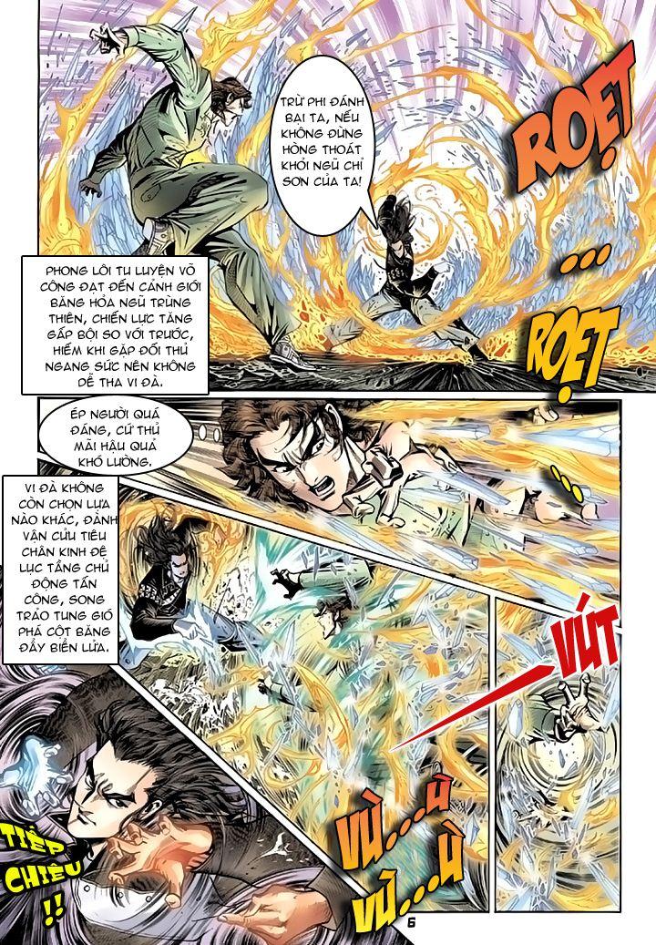 Tân Tác Long Hổ Môn chap 94 - Trang 6