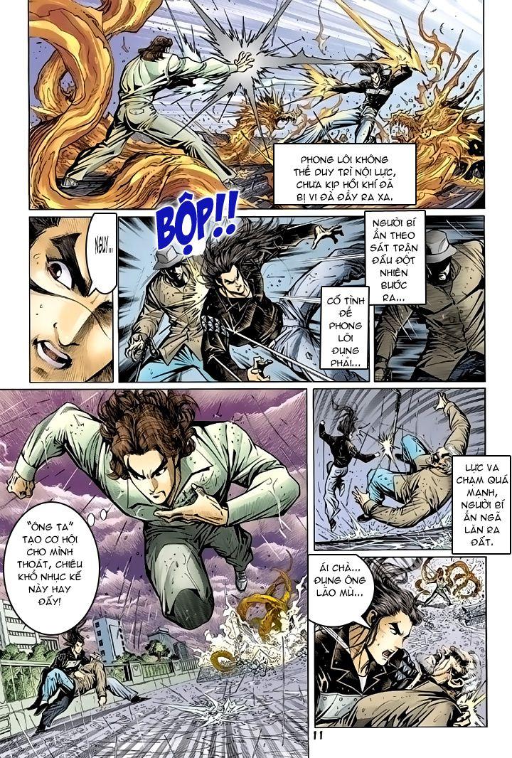 Tân Tác Long Hổ Môn chap 94 - Trang 11