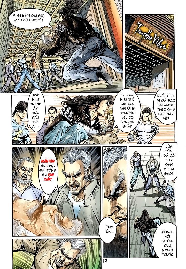 Tân Tác Long Hổ Môn chap 94 - Trang 12