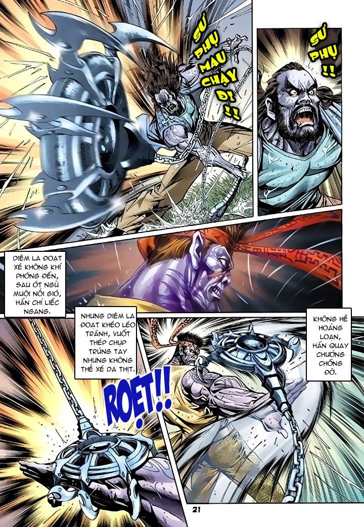 Tân Tác Long Hổ Môn chap 94 - Trang 21