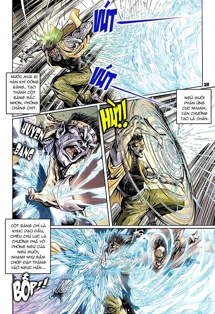 Tân Tác Long Hổ Môn chap 94 - Trang 28