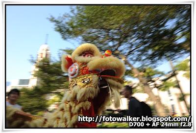 2011香港龍獅節
