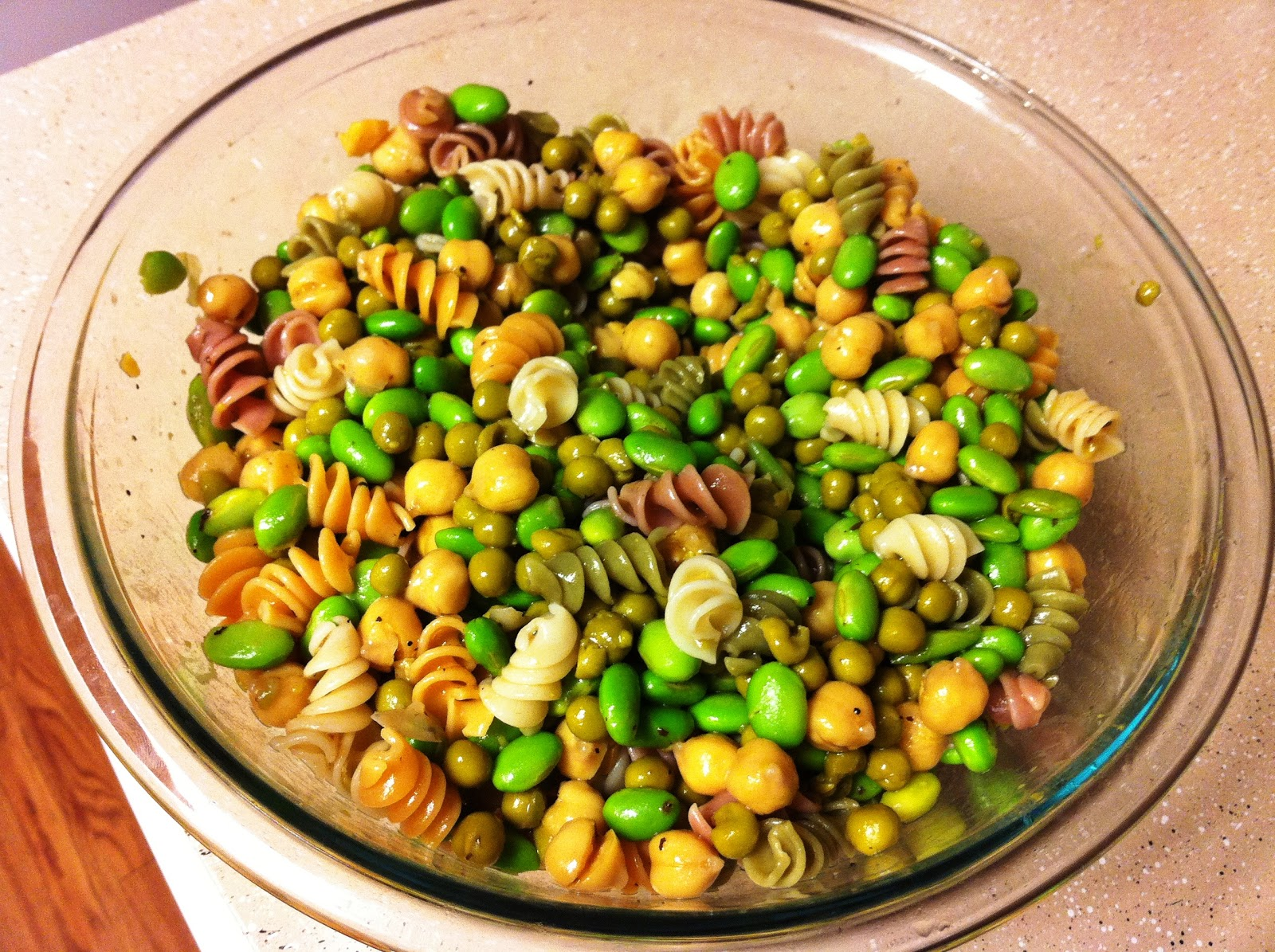 Easy And Delicious Pasta Salad Fun Fit And Fabulous