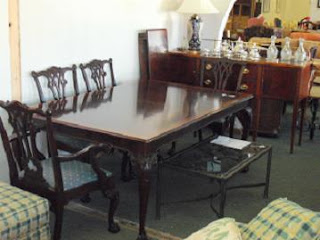 Quality Resale Home Furnishings Just In Beautiful Stickley Dining Room Set